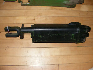 John Deere Tractor Implement Green Black Hydraulic Lift Cylinder 3010 4020