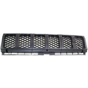 Grille For 82 83 Toyota Pickup Black Plastic