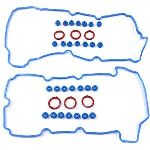 New Valve Cover Gaskets Set For Ford Five Hundred Freestyle Mercury Montego