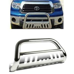 Bull Bar Guard For 07 19 Toyota Tundra Models 08 19 Toyota Sequoia Skid Plate