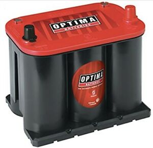 Brand New Optima Batteries 8020 164 Group 35 Red Top Starting Battery 720 Cca