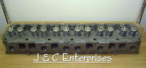 Rebuilt 4 0 Amc Jeep Cherokee Wrangler Laredo 0331 Cylinder Head 1999 And Newer
