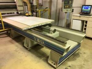 Komo Vr512 Nested Based 5x12 Cnc Router