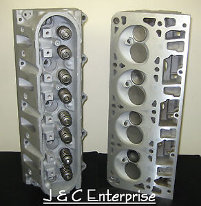 Rebuilt 4 8 5 3 Gm Gmc Cylinder Heads 706 Avalanche No Cores Required