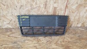 2012 2013 2014 Ford Focus Front Bumper Center Grille Oem Used