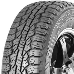 6 New Nokian Rotiiva At Lt 235 80r17 Load E 10 Ply A t All Terrain Tires