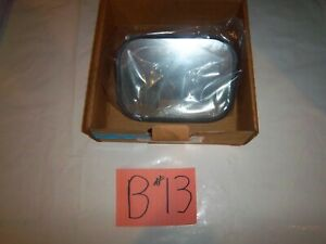 Napa Lighting Truck Lite Universal Mirror Head 5 1 2 X 7 1 2 97654