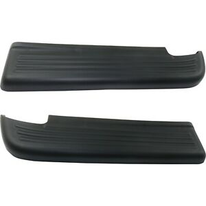 Bumper Step Pad For 1994 1999 Dodge Ram 1500 Rear Driver And Passenger Side