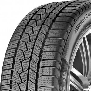Continental Wintercontact Ts860s 265 50r19 110h Winter Tire