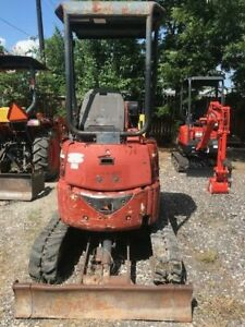 Mini Excavator Mx15 Ditch Witch