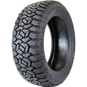 4 New Fury Country Hunter R t Lt 37x12 50r17 Load D 8 Ply A t All Terrain Tires