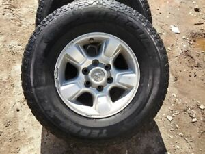 2005 Toyota Tundra Wheels And Tires 265 75r16