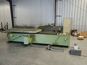 Used Northwood Cnc Router With Ab Control