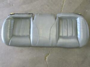 2005 Chrysler 300 2nd Seat Rear Bench Seat Bottom Lux Leather Morad Parts Co