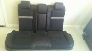 2012 2013 2014 Toyota Camry Se Rear Seat Bench Leather