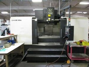 2014 Mighty Usa Inc Vmc 1688ag Vertical Cnc Machining Center