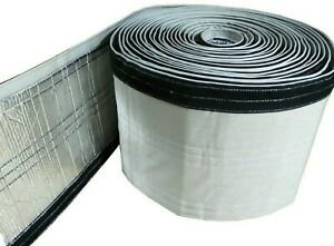 Insulated Protective Wrap Sleeves For Spray Foam Hose