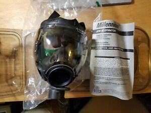 Msa Millennium Gas Mask | MCS Industrial Solutions and