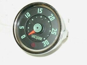 International Harvester 1600 1900 Vacuum Gauge 684861r91 S w 355ab
