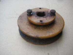 Cub Lo Boy Ih 154 184 185 Woods 59 Lb Mower Deck Outer Single Groove Pulley
