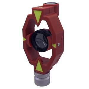 New Mini Prism For Total Station Surveying 0 30mm Offset