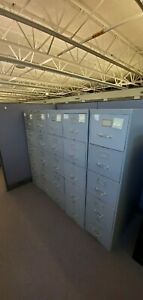Columbia Steel Equip Co 5 drawer Vertical File Cabinets Local Pickup