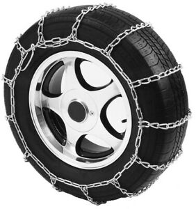 Twist Link 215 45r15 Passenger Vehicle Tire Chains 1126