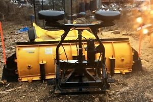 Fisher Minute Mount 2 Snow Plow 7 6 Leafes Brings It To 9 6