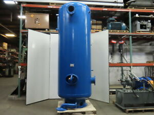 Richmond Eng 1000 Gallon Upright Vertical Compressed Air Receiver Tank 135 Psi