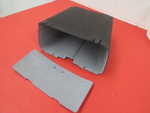 New 1935 1936 Ford Closed Car Glove Box Liner 48 43000