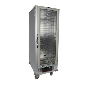 Cozoc Hpc7008 c9f8 Mobile Heated Holding Proofing Cabinet