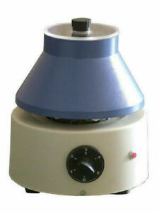 Blood Centrifuge Machine Doctor Model Lab Equipment