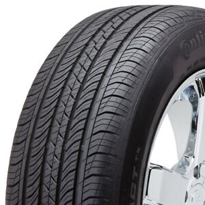 2 New Continental Procontact Tx 195 65r15 91h A S All Season Tires