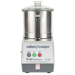 Robot Coupe R401 Benchtop Countertop Food Processor