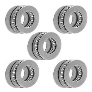Tc1018 2tra Needle Roller Thrust Bearings With Washers 5 8 x1 1 8 x5 64 5pcs