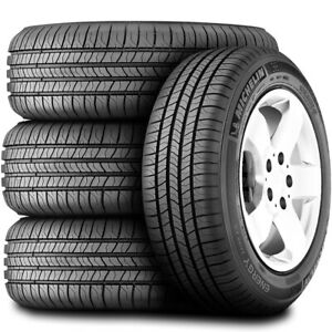 4 New Michelin Energy Saver A S 215 50r17 91h Dt A S All Season Tires