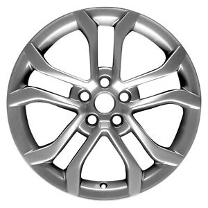 New 18 X 8 Replacement Wheel Rim For 2017 2018 2019 Ford Fusion