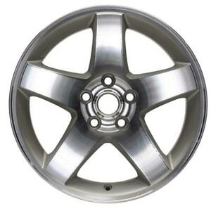 New 17 Replacement Wheel Rim For 2008 2009 2010 Dodge Challenger Charger Magnum