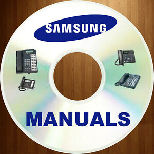 Samsung Prostar Svmi 816 Dsc Pbx Telecom System User Manual Install Manuals Set