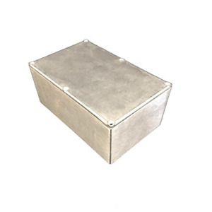 Aluminum Electronics Enclosure Project Box Case Metal Electrical 7x4x3