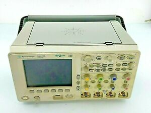 Agilent Hp Keysight Dso6104a Oscilloscope 1 Ghz 4 channel With 4 10073c s