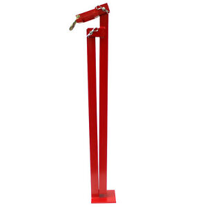 Fence Post Lifter T post Leverage Puller Star Picket Steel Pole Stake Remover
