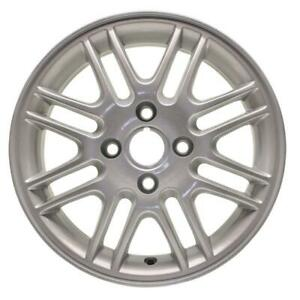 New 15 X 6 Silver Replacement Wheel Rim For 2000 2011 Ford Focus