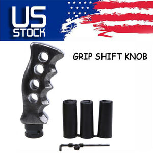 1x Car Gear Shift Knob Shifter Gun Grip Handle Manual Transmission Samurai Sword
