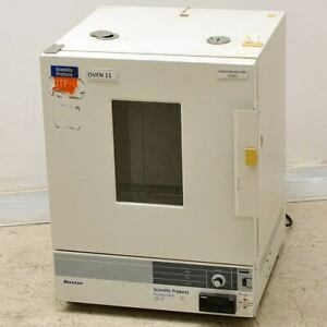 Baxter Scientific Products Dx 41 Gravity Convection Drying Oven 65l Stainless