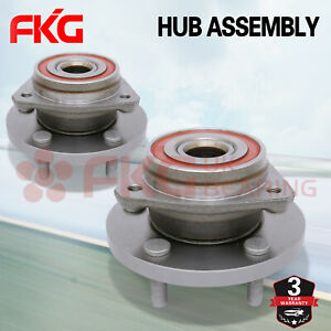 Pair 2 Front Wheel Hub Bearing For Jeep 99 2002 2003 2004 Grand Cherokee 513159