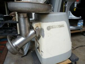 Meat Grinder Hub Attachment Size 12 Ground Beef Stainless Steel Commercial Ohio