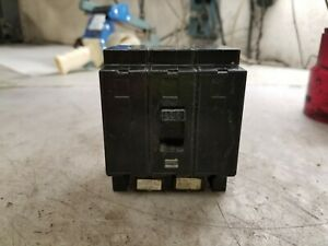 Square D 100 Amp Circuit Breaker 480 Vac 3 Pole Qe3100vh flawed