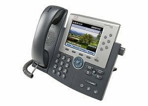 Cisco Uc Phone 7965g Gig Ethernet Color Cp 7965g
