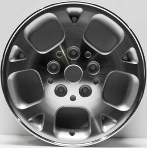 New 16 Replacement Wheel Rim For 1999 2000 2001 2002 2003 Jeep Grand Cherokee